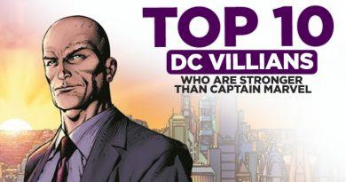 DC Villans who can defeat captain marvel