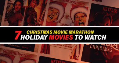 Holiday Movies To Watch