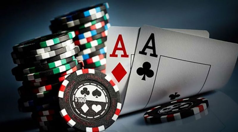Texas Hold'em interesting