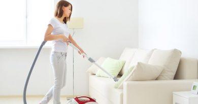 Clean a Fabric Sofa