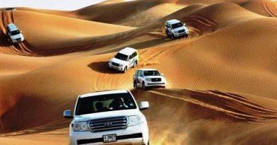 What Makes Dubai the Best Place For Desert Safaris?