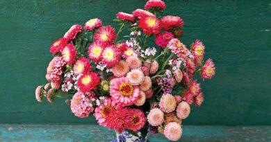 5 Flower Arrangements for Reunion Parties