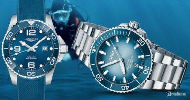 Buying Oris Watches