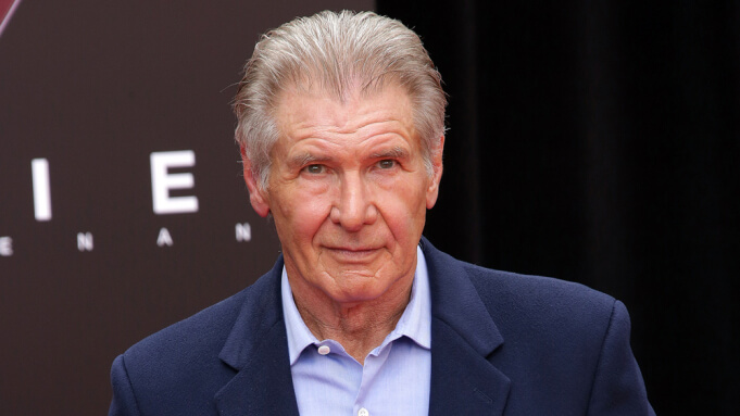 Harrison Ford Early Life