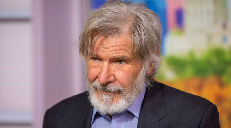 Star Wars Hero and Influential Personality: Harrison Ford