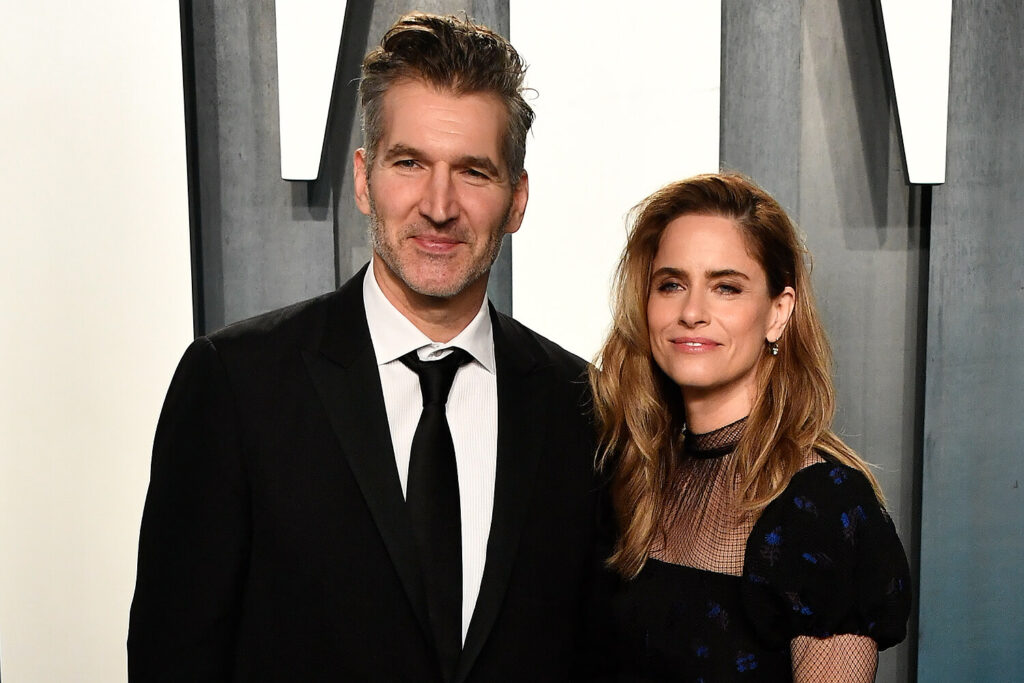 David Benioff's films and television shows