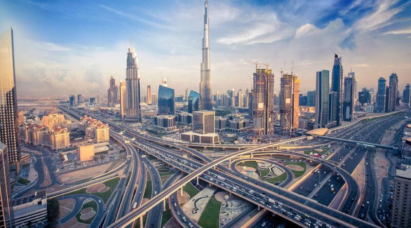 Dubai from Thrillophilia