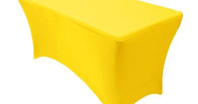 Stretch Spandex Tablecloth