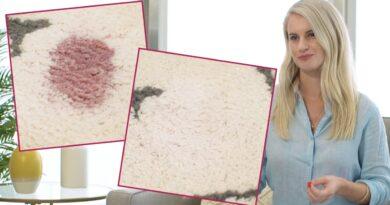 Handling Tough Carpet Stains