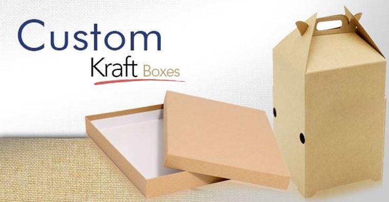 custom karaft box