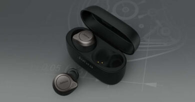 How has the earbuds technology improved?