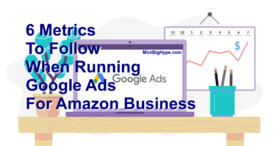 Running Google Ads For Amazon Business