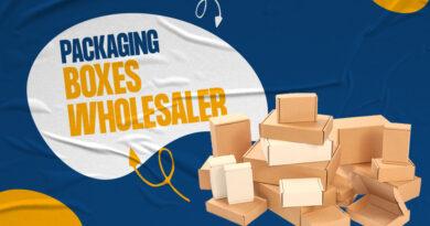 packaging boxes wholesaler