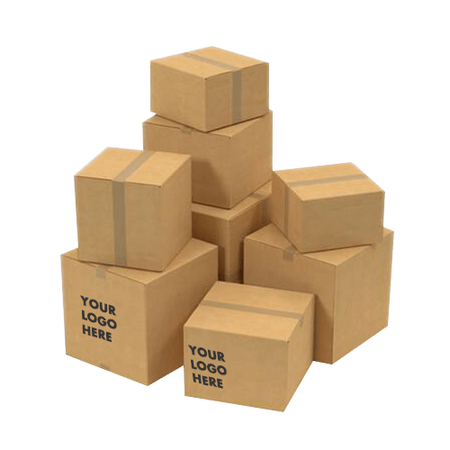 printed boxes with logo
