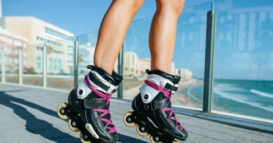 6 Reasons to buy roller boots for your health